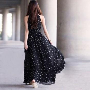 Maxi dress long Casual