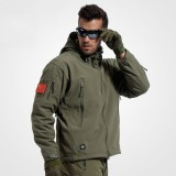 Army Camouflage Coat Military Jacket